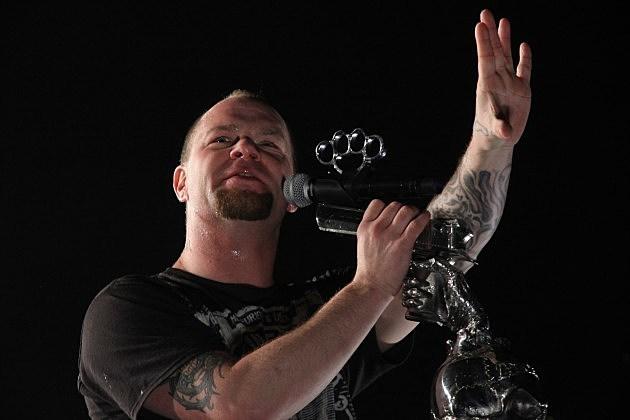 Five Finger Death Punch Singer Ivan Moody Threatens to Shut Down Casper Concert