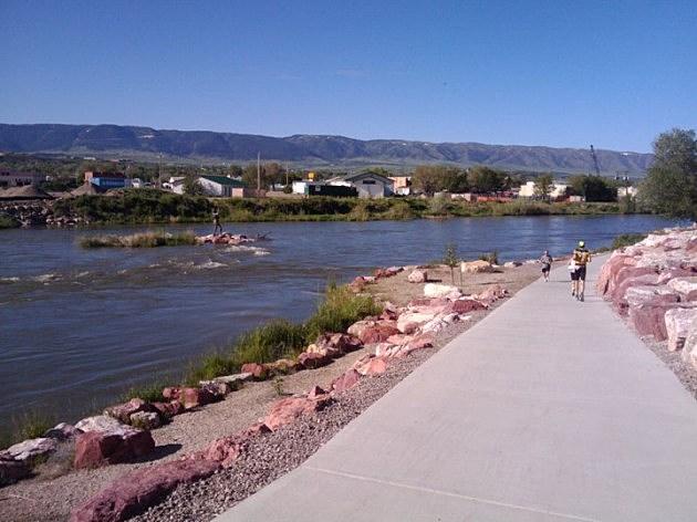Platte River Trail - Rock 96.7