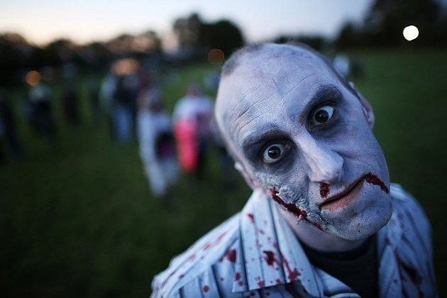 Zombie - Peter Macdiarmid/Getty Images