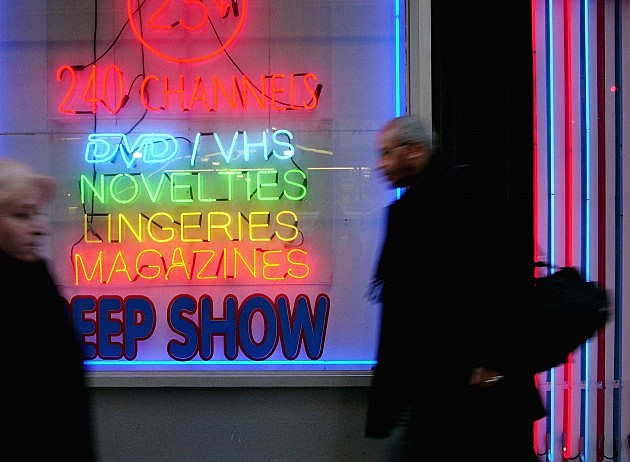 Sex Shops - Spencer Platt/Getty Images