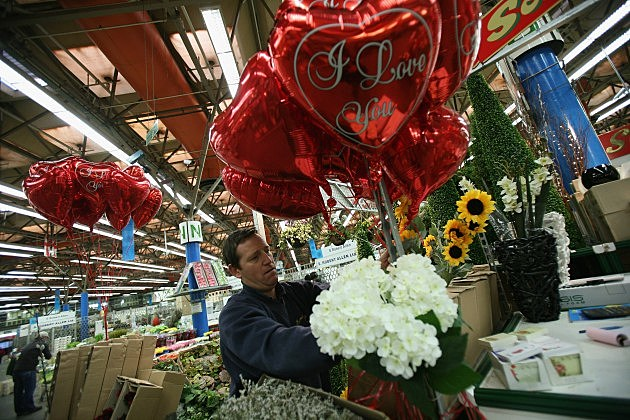 Valentines Day - Getty Images