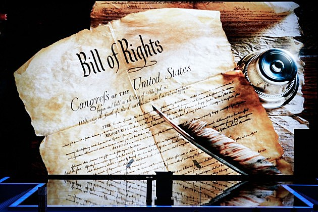 Bill Of Rights - Getty Images