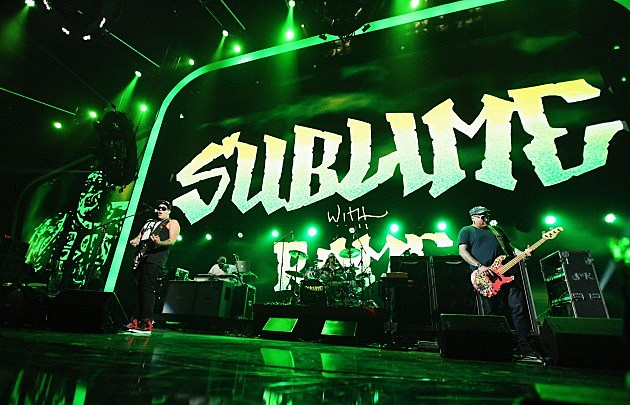 Sublime With Rome - Getty Images