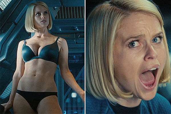 Hot Blonde Star Trek 31