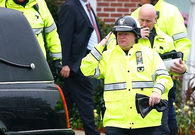 MIT Police Officer Killed By Boston Marathon Bombers - Jared Wickerham/Getty Images