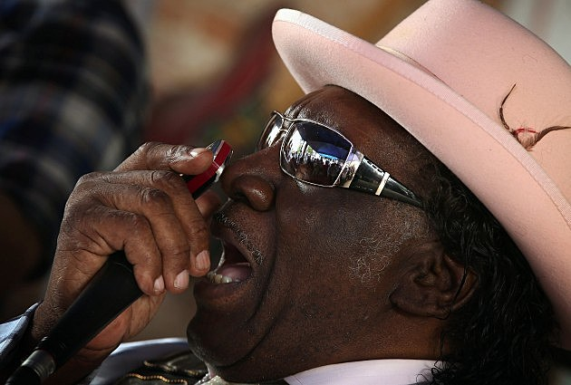 Juke Joint Festival Celebrates Blues - Scott Olson/Getty Images