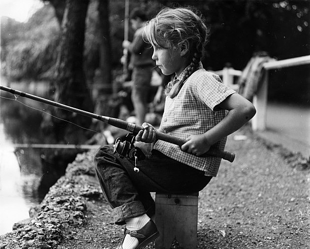 Little Fisherwoman - Moore/Fox Photos/Getty Images