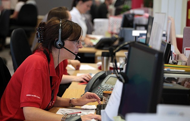 Telemarketer - Getty Images