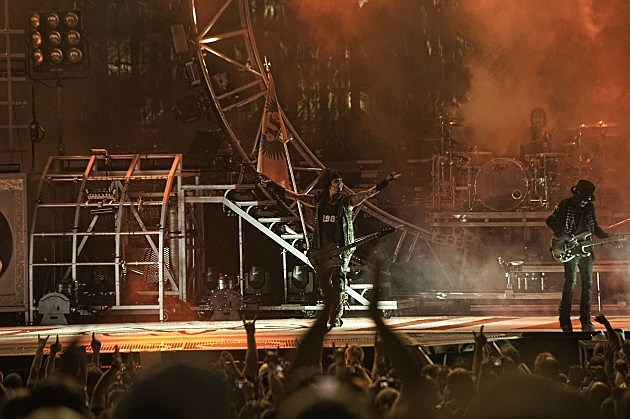 Motley Crue In Concert - Riccardo S. Savi/Getty Images