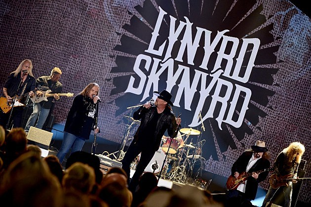 Lynyrd Skynyrd - Getty Images