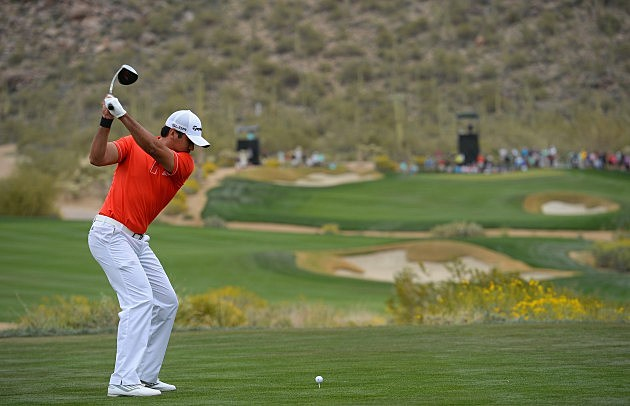 Golf - Getty Images
