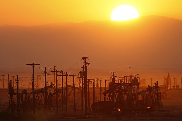 Fracking In California - David McNew/Getty Images