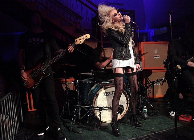 The Pretty Reckless - Getty Images