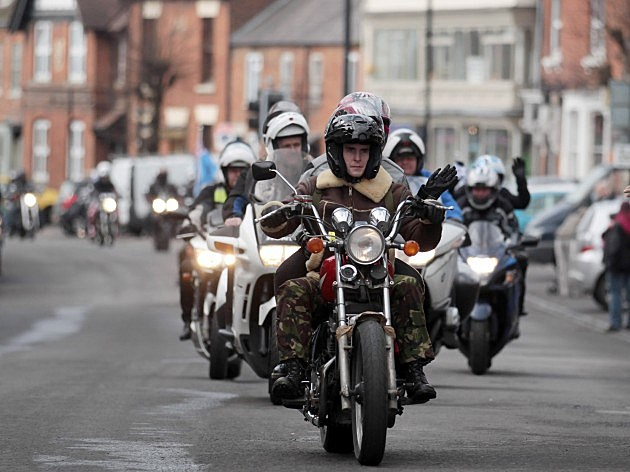 Bikers - Matt Cardy/Getty Images