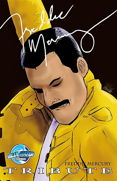Tribute - Freddy Mercury - Bluewater Productions